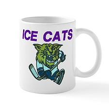 """Old School Logo """"Kitten"""" Mug"""