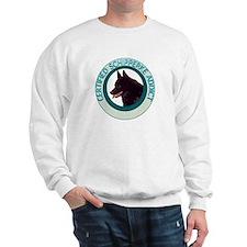 schipperke addict Sweatshirt