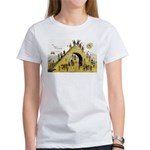 Steps of Freemasonry Women's T-Shirt