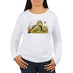 Steps of Freemasonry Women's Long Sleeve T-Shirt
