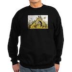 Steps of Freemasonry Sweatshirt (dark)