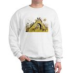 Steps of Freemasonry Sweatshirt