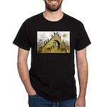 Steps of Freemasonry Dark T-Shirt