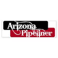 Arizona Pipeliner Bumper Bumper Sticker