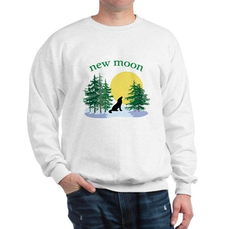 New Moon Howl Sweatshirt