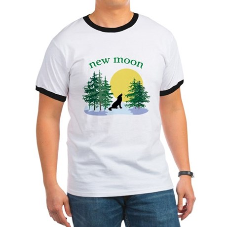 New Moon Howl Ringer T