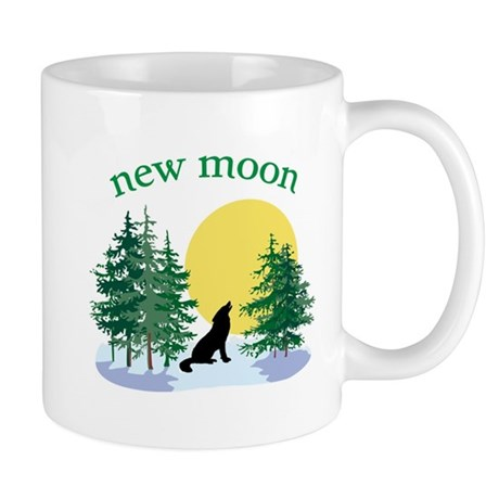 New Moon Howl Mug