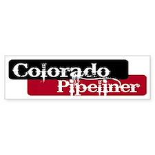 Colorado Pipeliner Bumper Sticker (10 pk)