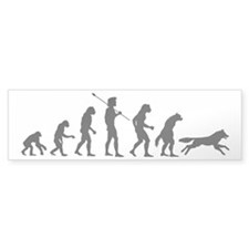 Werewolf Evolution Bumper Sticker (50 pk)