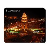 Independence Monument Mousepad