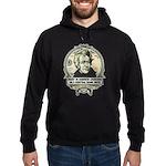 Irony is Andrew Jackson Hoodie (dark)