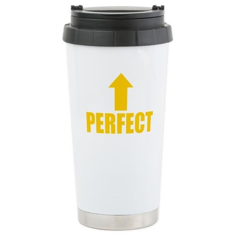 I'm Perfect Ceramic Travel Mug