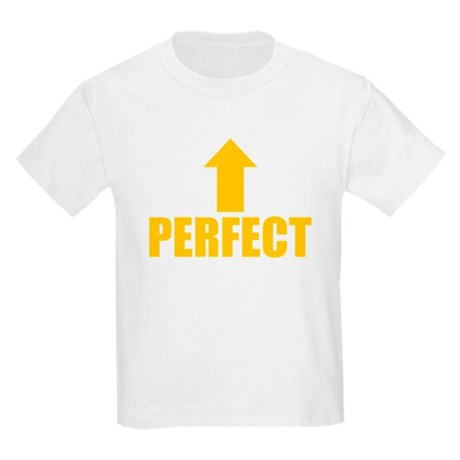 I'm Perfect Kids Light T-Shirt