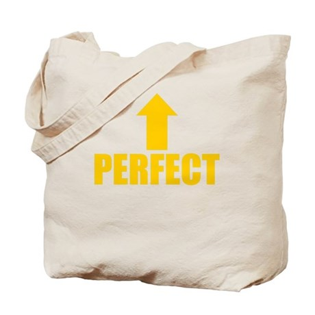 I'm Perfect Tote Bag