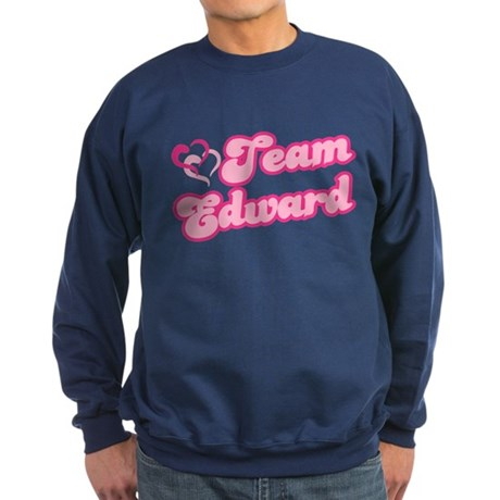 Team Edward Cullen Sweatshirt (dark)