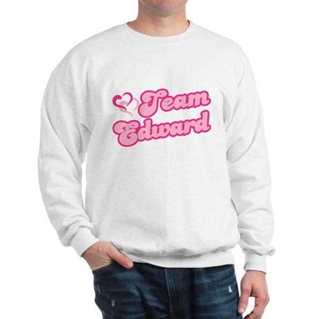 Team Edward Cullen Sweatshirt