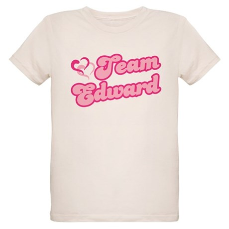 Team Edward Cullen Organic Kids T-Shirt