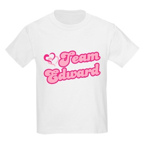 Team Edward Cullen Kids Light T-Shirt