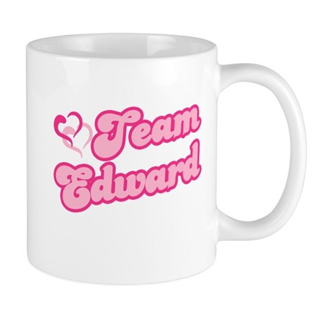 Team Edward Cullen Mug