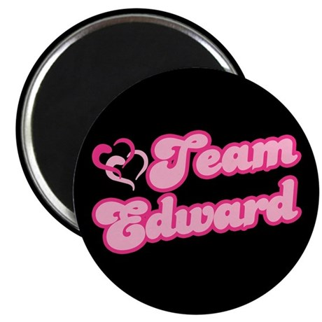 "Team Edward Cullen 2.25"" Magnet (10 pack)"