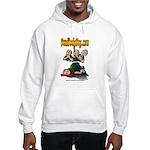 Official Dead Body Guy Hooded Sweatshirt