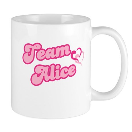Team Alice Cullen Mug