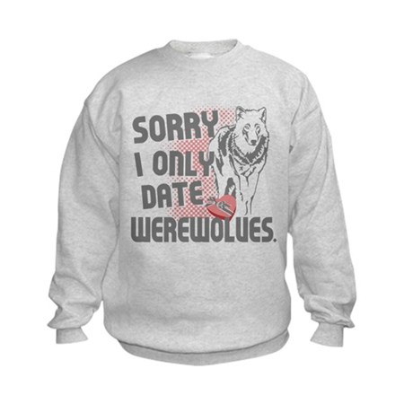 Sorry Kids Sweatshirt