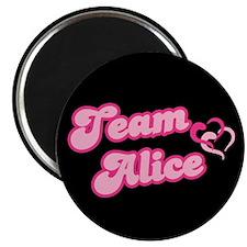 Team Alice Cullen Magnet