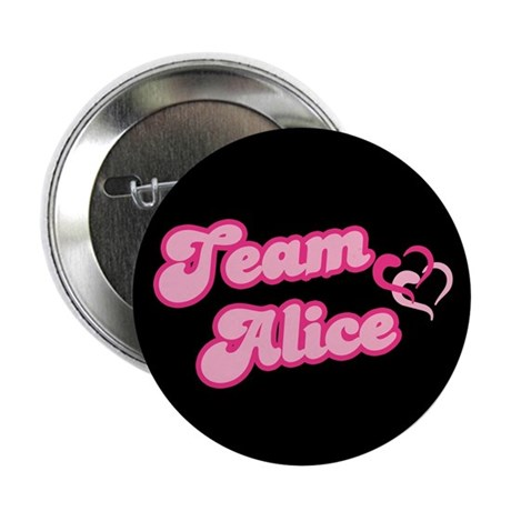 "Team Alice Cullen 2.25"" Button (100 pack)"