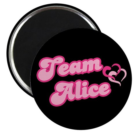 "Team Alice Cullen 2.25"" Magnet (10 pack)"