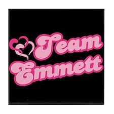 Team Emmett Tile Coaster