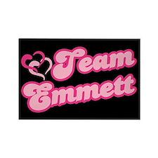 Team Emmett Rectangle Magnet