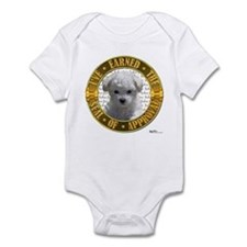 Bichon Frise Infant Bodysuit
