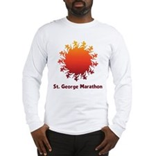 St. George Marathon 1992 Long Sleeve T-Shirt