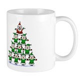 Santa and Elves Mug