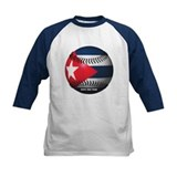 Cuba baseball Kids Baseball Jerseys
