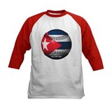 Cuban Baseball Kids Jersey