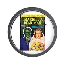 "Wall Clock - ""I Married A Dead Man"""