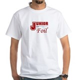 Junior Foil - Red - Shirt