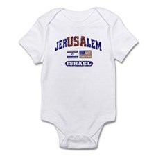 JerUSAlem Infant Bodysuit