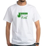 Junior Foil - Green - Shirt