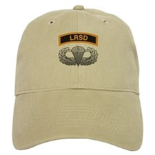 LRSD Tab with Basic Airborne Baseball Cap