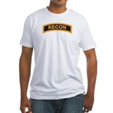 Recon Tab Black and Gold  Shirt