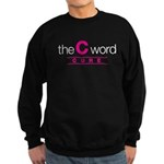 The C Word Sweatshirt (dark)