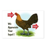 Input-Output Postcards (Package of 8)