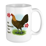 Input-Output Large Mug