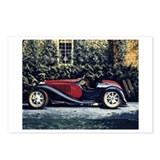 1932 Type 55 Bugatti Postcards (Package of 8)