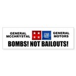General McChrystal - General Sticker (Bumper 10 pk