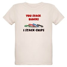 Stellar I stack, you stack T-Shirt