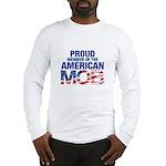 Proud Member of MOB Long Sleeve Men's T-Shirt
